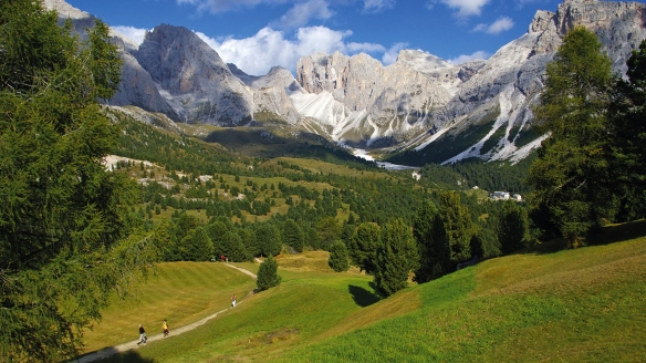 Hotel Alle Piramidi, Wandern Südtirol