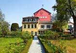 Best Western Premier Grand Hotel Russischer Hof, Schillers Gartenhaus