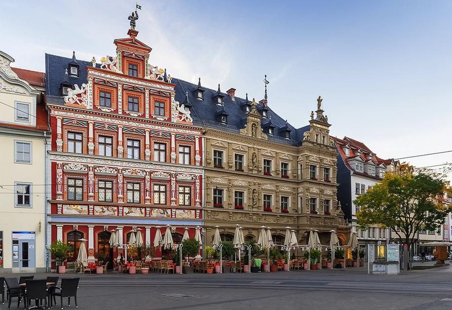 Best Western Premier Grand Hotel Russischer Hof, Fischmarkt Erfurt