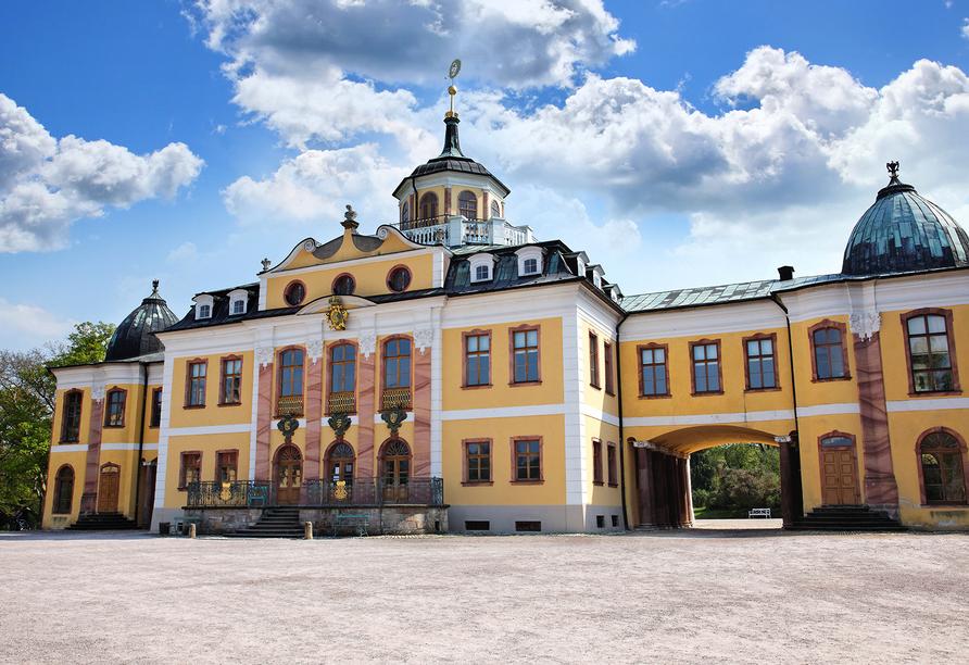Best Western Premier Grand Hotel Russischer Hof, Schloss Belvedere Weimar