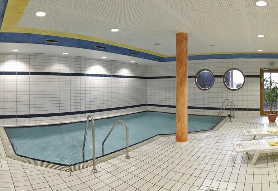 Sporthotel Sonnenhof, Sonnen, Bayerischer Wald, Hallenbad