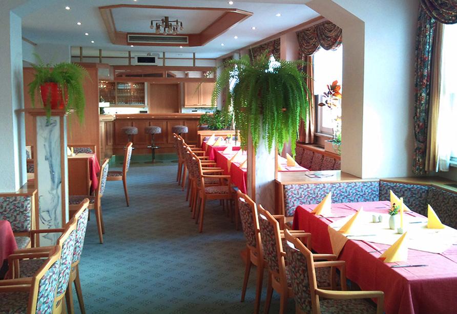 Hotel Trias in Karsdorf an der Weinstraße, Restaurant