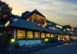 Hotel Waldachtal, Außenansicht