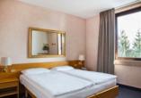 Linta Hotel Wellness & Spa in Asiago Trentino-Südtirol, Zimmerbeispiel