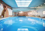 Linta Hotel Wellness & Spa in Asiago Trentino-Südtirol, Hallenbad