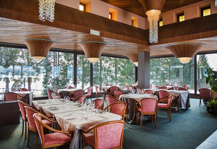 Linta Hotel Wellness & Spa in Asiago Trentino-Südtirol, Restaurant