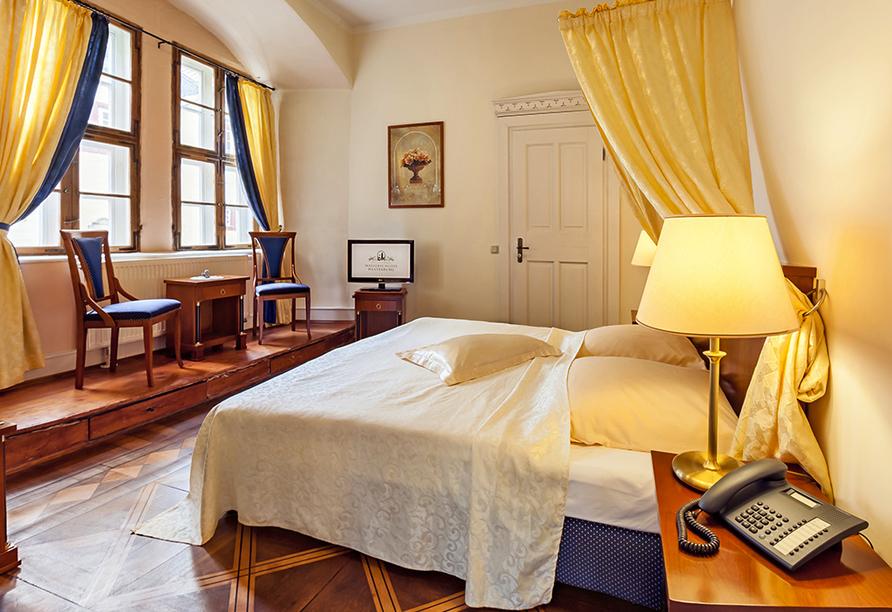 Wasserschloss Westerburg Harz, First Class Zimmer