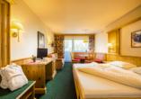 Hotel Alphof in Alpbach, Beispiel Doppelzimmer