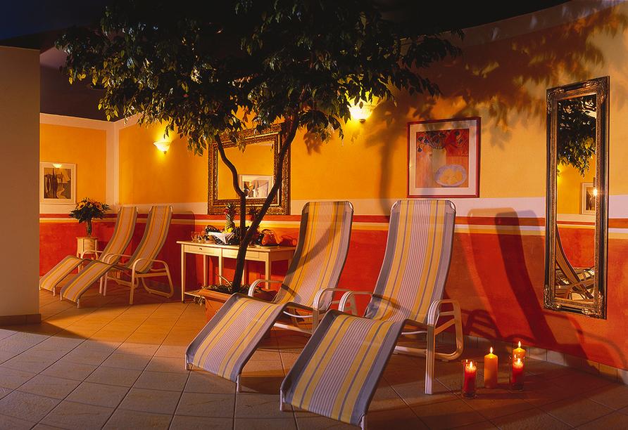 Hotel Alphof in Alpbach, Ruhezone