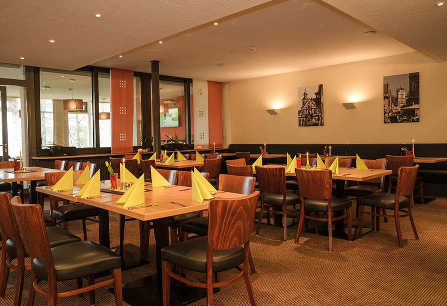 JUFA Hotel Wangen - Sport Resort Allgäu, Frühstücksraum