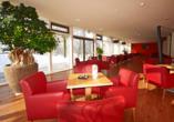 JUFA Hotel Wangen - Sport Resort Allgäu, Hotellounge