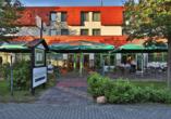 Best Western Hotel Spreewald, Terrasse