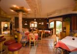 Landhaus Paradies in Spiss, Restaurant