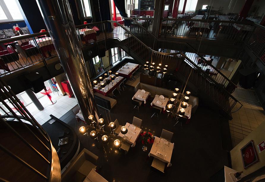Hotel Formula International in Rosolina, Restaurant