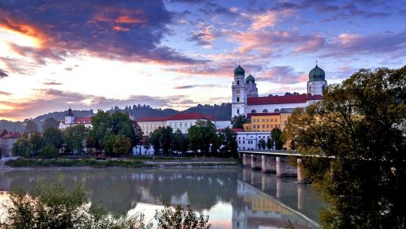 Appartementhaus Thermenhof, Bad Füssing, Bayern, Passau