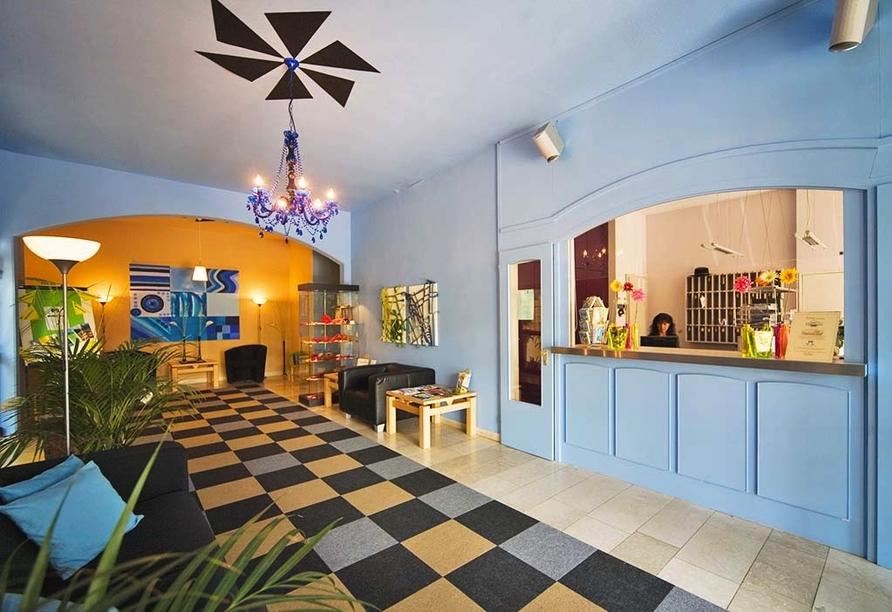 Appartementhaus Thermenhof, Bad Füssing, Bayern, Lobby