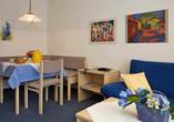 Appartementhaus Thermenhof, Bad Füssing, Bayern, Beispiel eines Appartements