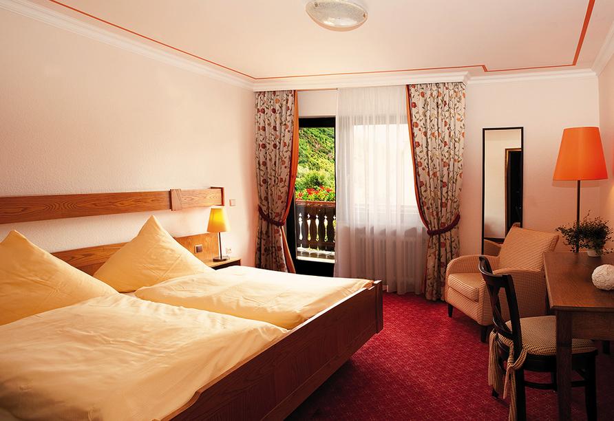 Moselhotel Traube in Löf, Zimmerbeispiel