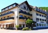 Moselhotel Traube in Löf, Außenansicht