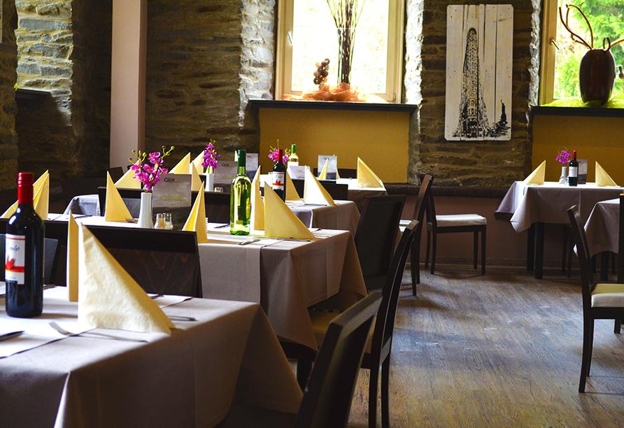 Michel & Friends Hotel Monschau in der Eifel Restaurant