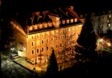Michel & Friends Hotel Monschau in der Eifel Außenansicht