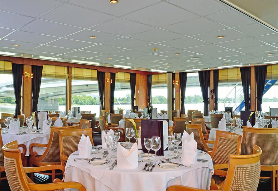 MS Prinzessin Isabella, Restaurant