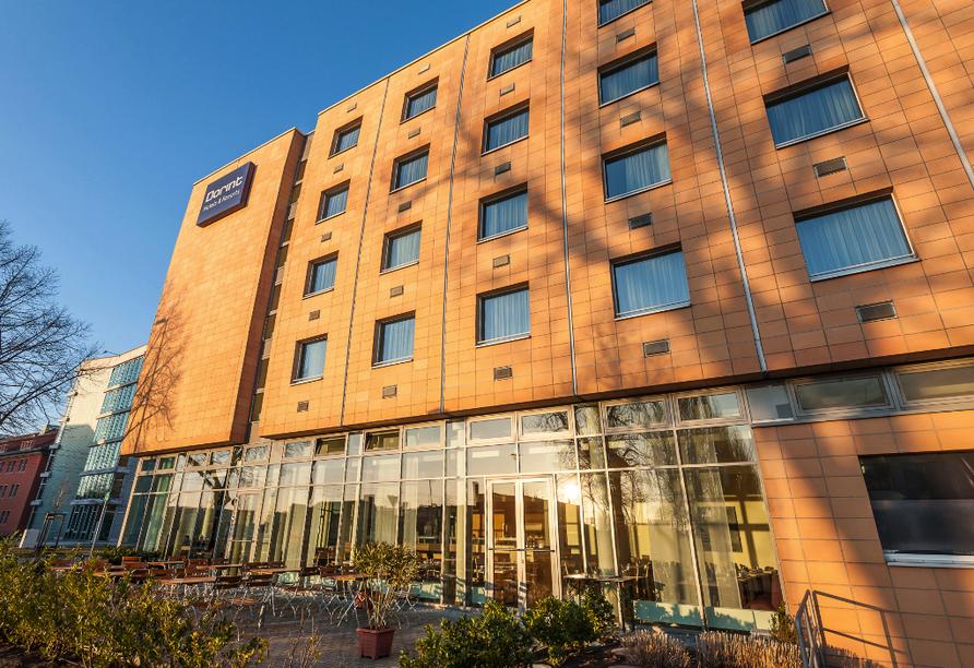 Hotel Essential by Dorint Berlin-Adlersdorf, Außenansicht