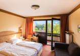 Landhotel Maiergschwendt, Zimmerbeispiel