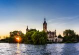 Schlosshotel Wendorf, Schloss Schwerin