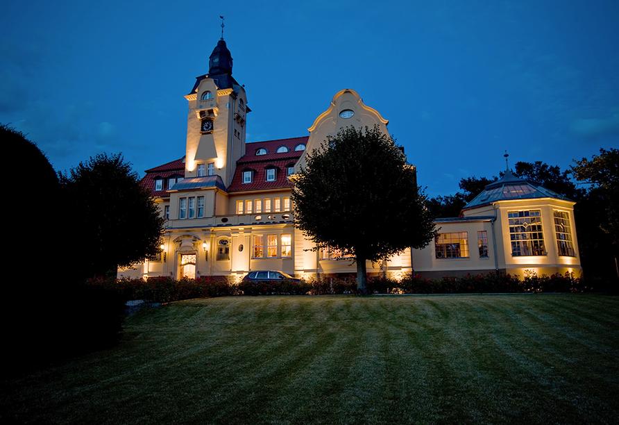 Schlosshotel Wendorf, Außenansicht