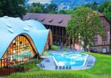 Hotel an der Therme Bad Orb, Toskana Therme Außenansicht