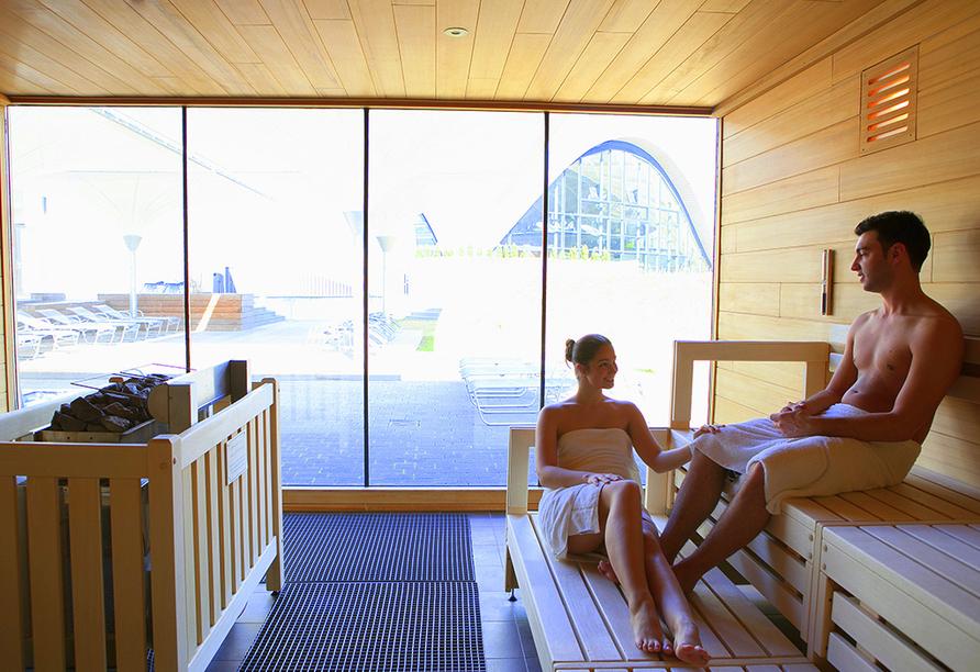 Hotel an der Therme Bad Orb, Sauna