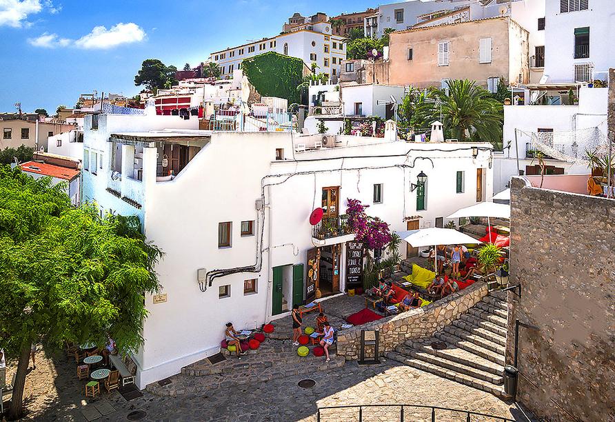 Hotel Abrat in San Antonio in Ibiza, Ibiza-Stadt