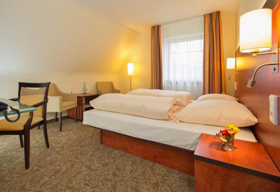 Hotel Hof Sudermühlen, Zimmer