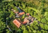 Hotel Hof Sudermühlen, Luftaufnahme
