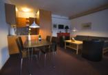 Hotel Kommandoergaarden, Beispiel Familienzimmer