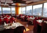 Hotel Gottinger in Waldkirchen, Bayerischer Wald, Panoramarestaurant