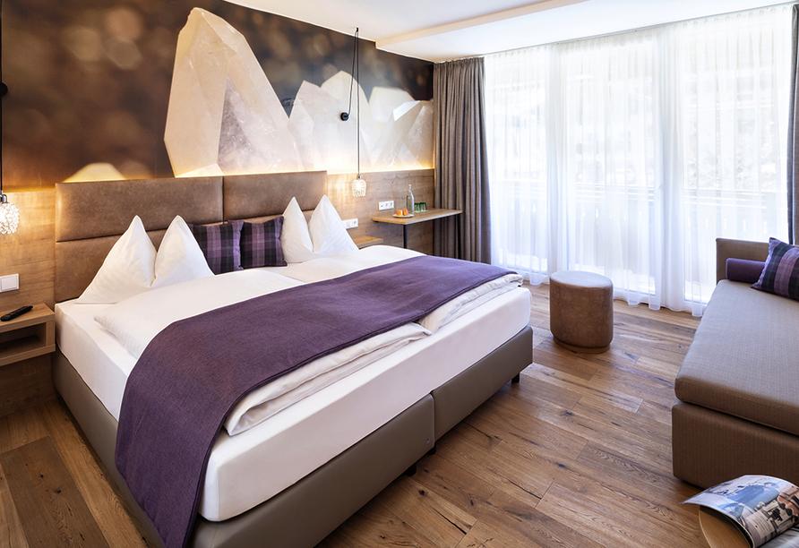 Hotel Katschberghof in Rennweg am Katschberg, Beispielzimmer