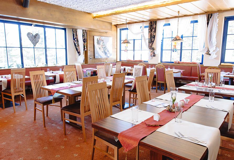 Hotel Das KATSCHBERG in Rennweg am Katschberg, Restaurant