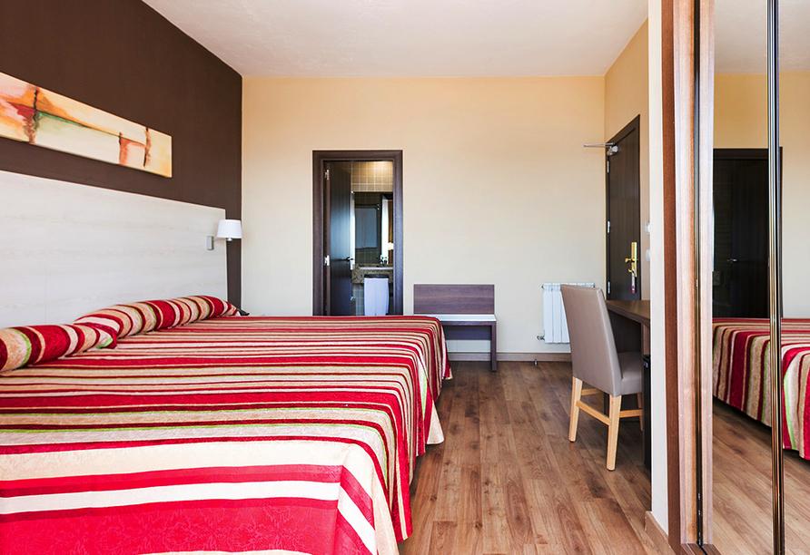 Hotel Best Siroco in Benalmádena, Beispiel Doppelzimmer
