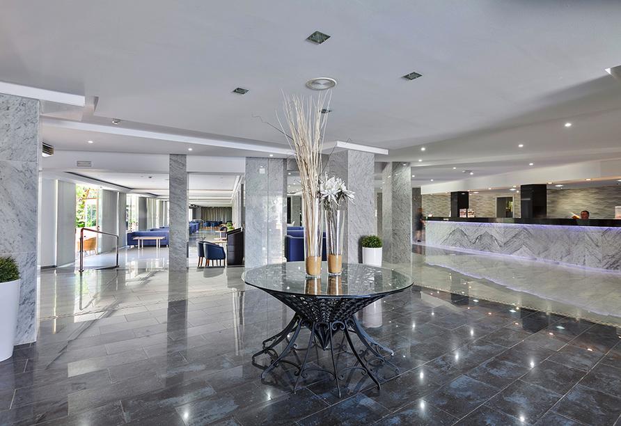 Hotel Best Siroco in Benalmádena, Rezeption