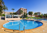 Hotel Best Siroco in Benalmádena, Außenpool