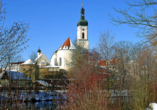 Landhotel Christopherhof in Grafenwiesen, Ausflugsziel Bad Kötzting