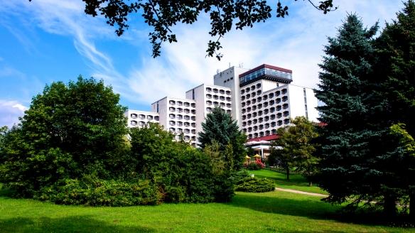 AHORN Berghotel Friedrichroda in Friedrichroda im Thüringer Wald Außenansicht