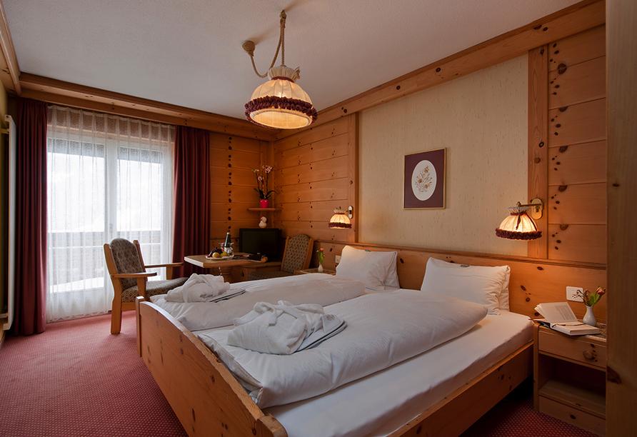 Hotel Sonne in Wildhaus, Zimmerbeispiel Superior