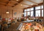 Hotel Sonne in Wildhaus, Restaurant