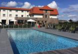 Hotel ibis De Haan Nordsee Belgien, Außenpool