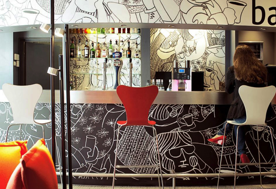 Hotel ibis De Haan Nordsee Belgien Bar