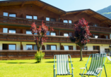 First Mountain Hotel Zillertal in Aschau, Außenansicht