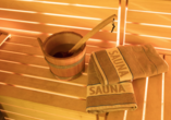 First Mountain Hotel Zillertal in Aschau, Sauna